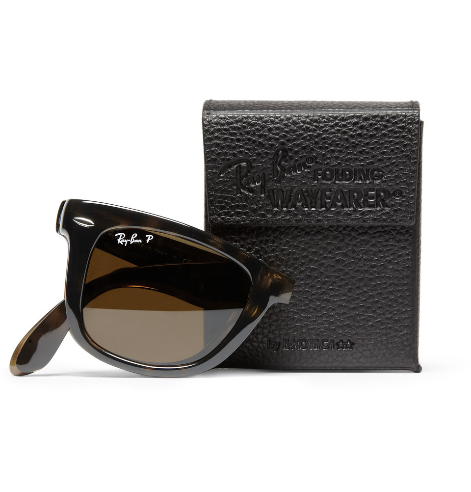ray ban wayfarer folding i117  Ray Ban Wayfarer Folding Polarized