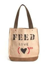 The Feed Foundation (feed)red Love 30 Bag