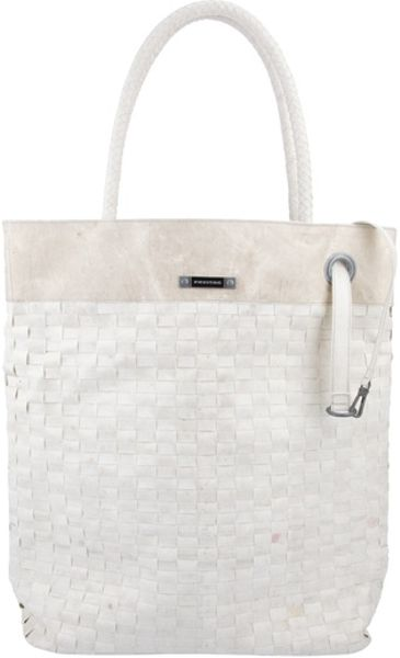 Freitag Reference Williams Tote Bag in White - Lyst