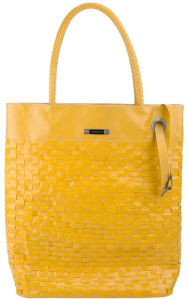 Freitag Reference Williams Tote Bag in Yellow - Lyst