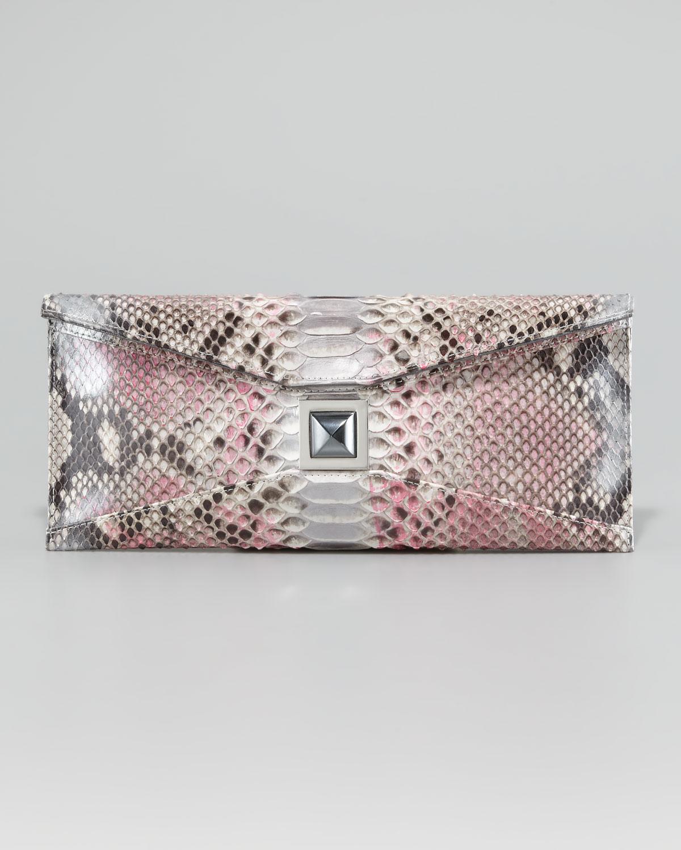 prada purses snake skin
