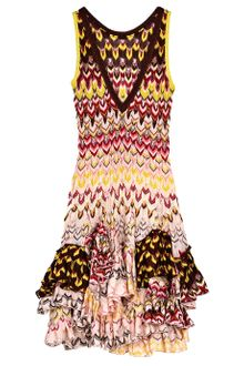 Missoni Candy Lurex Dress - Lyst