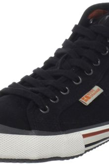 Hugo Boss Boss Orange By Mens Santer Mid Sneaker - Lyst