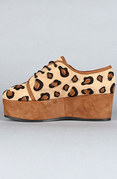 Minimarket The Plateau Sneaker In Leopard In Animal