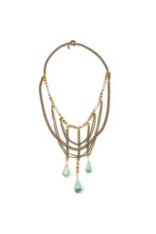 Vanessa Mooney Delphyne Necklace - Lyst
