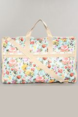 Lesportsac The Extra Large Weekender Bag in Spring Bouquet - Lyst