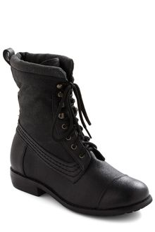 ModCloth Amp It Up Boot - Lyst