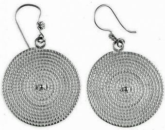 Chic Jewel Couture Rodas Ii Earrings Silver - Lyst