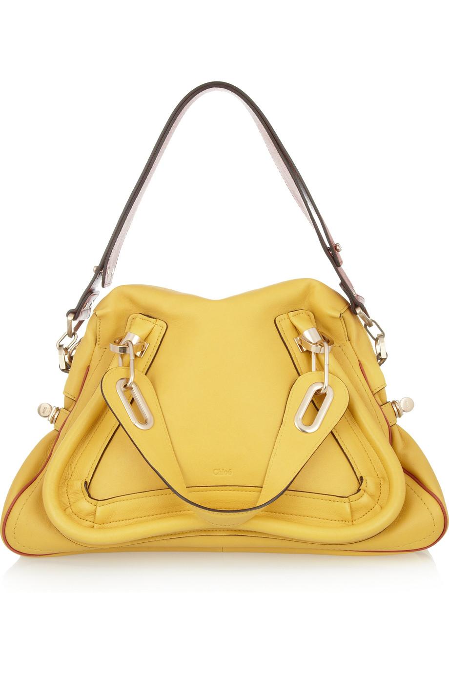 Chloe Angie Medium Leather Shoulder Bag 26