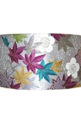 Uroco Obi Belt Maple Flowers - Lyst