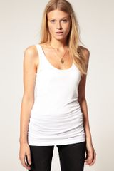 ASOS Collection Asos Scoop Vest - Lyst
