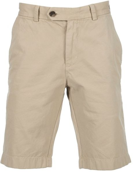 Brooks Brothers Kaki Shorts in Beige for Men (nude) - Lyst