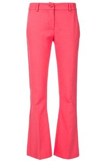 Jo No Fui Flared Trousers - Lyst