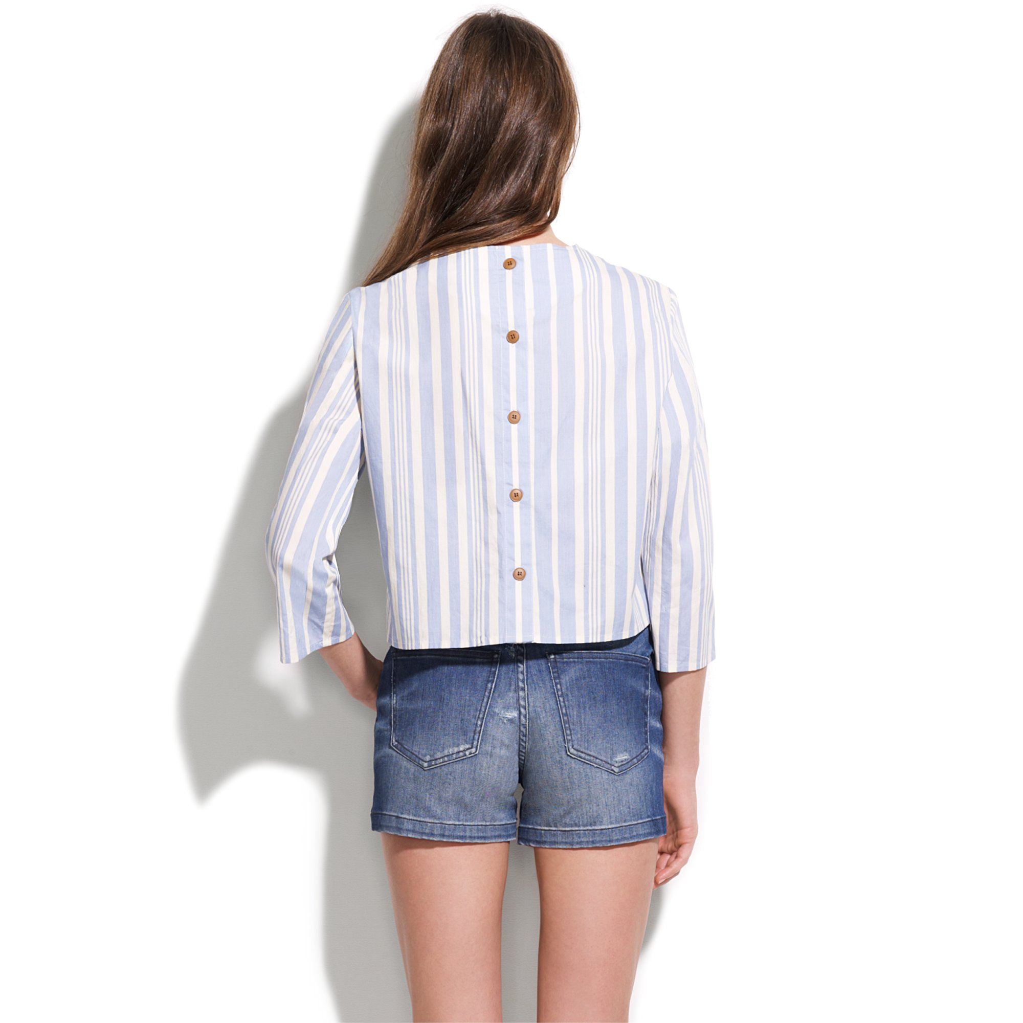 DENIM - Denim shorts Le Mont St Michel z7VY8v
