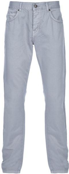 Mcq By Alexander Mcqueen Straight Leg Jean in Gray for Men (grey) - Lyst