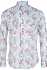 Paul & Joe Cotton Shirt - Lyst