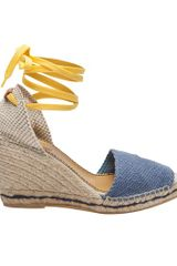 See By Chloé Espadrille Wedge - Lyst