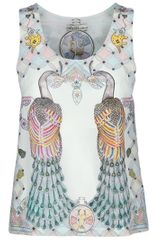 Swash Orient Express Top