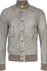 S.w.o.r.d Classic Leather Jacket - Lyst
