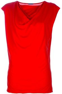 Bottega Veneta Draped Top - Lyst