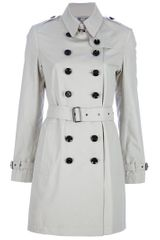 Burberry Brit Crombrook Trench Coat