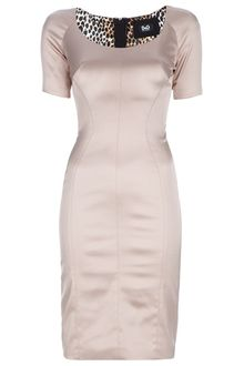 D&G Scoop Neck Dress - Lyst