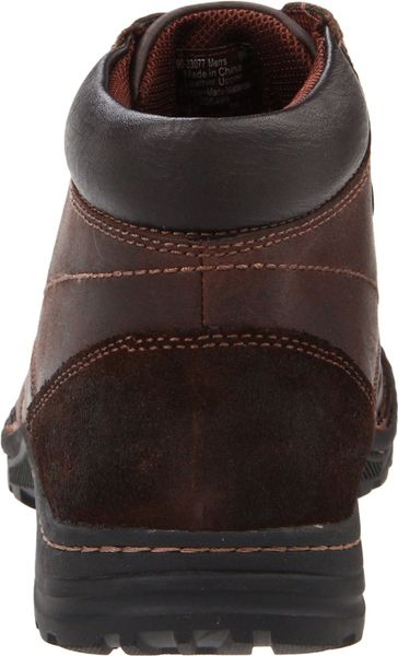 Dockers Mens Drake Boot In Brown For Men Lyst