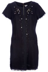 P.a.r.o.s.h. Embellished Dress - Lyst
