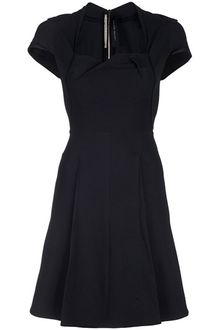 Roland Mouret Fold Detail Dress - Lyst