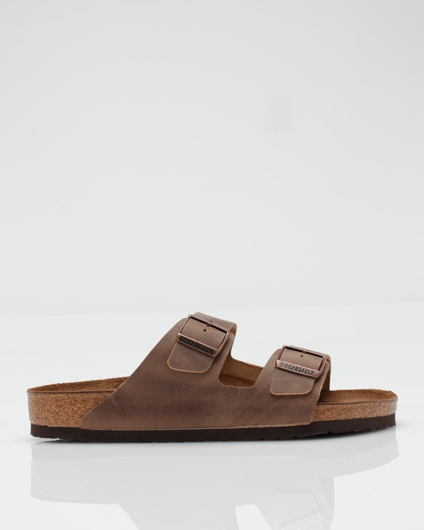 9fe9dcb14eb Lyst - Birkenstock Arizona in Tobacco in Brown for Men