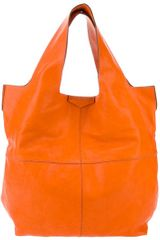 Givenchy George V Bag in Orange - Lyst