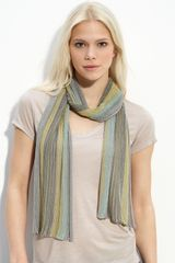 Missoni Simple Stripe Scarf - Lyst