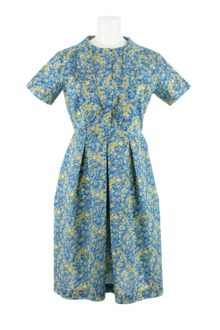 Olympia Le-Tan Liberty Cotton Dress - Lyst