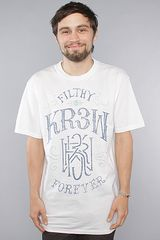 Kr3w The Billy Premium Tee  - Lyst