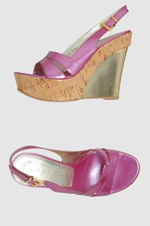 Casadei Wedge - Lyst