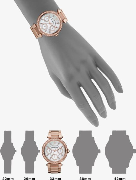 Gold Tone Watches Watch-rose Gold-tone in