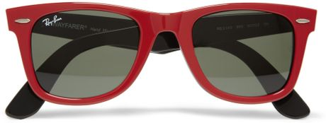 Mens Ray Ban Wayfarer Sunglasses Ray Ban Original Wayfarer
