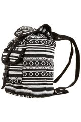 Topshop Ikat Backpack - Lyst