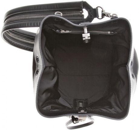 Alexander Wang Small Golf Bag In Black Lyst