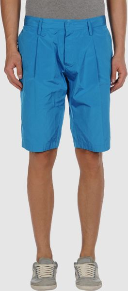 Dsquared2 Dsquared2 Bermudas in Blue for Men (turquoise) - Lyst