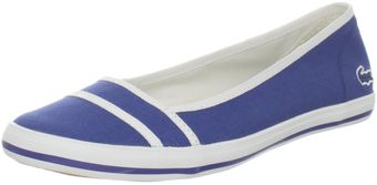 Lacoste Womens Marthe Paris Slipon Fashion Sneaker - Lyst
