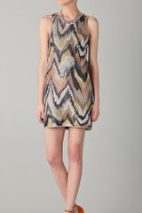 Theory Dress Zili - Lyst