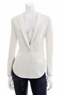 3.1 Phillip Lim Cropped Back Blazer - Lyst