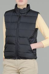 Aspesi Nylon Quilted Minnie Vest - Lyst