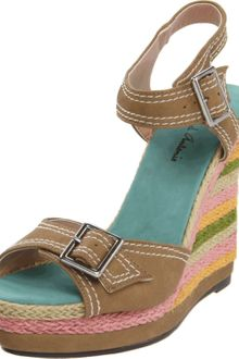 Michael Antonio Gemma Wedge Sandal - Lyst