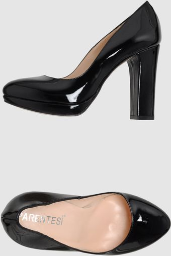 Parentesi Platform Pumps - Lyst