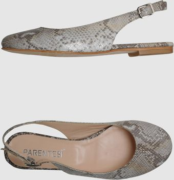 Parentesi Sandals - Lyst