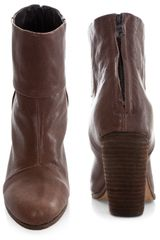 Rag & Bone The Newbury Boots in Brown - Lyst