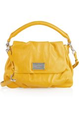 Marc By Marc Jacobs Lil Ukita Textured Leather Shoulder Bag