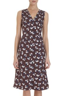 Marni Dot Pattern Dress - Lyst
